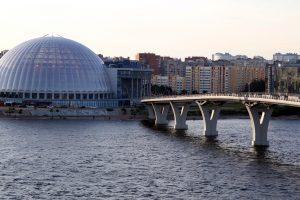 Яхтенный мост оказался самой популярной переправой петербургских экстремалов