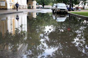 Петербуржцев 24 августа ждёт плохая погода