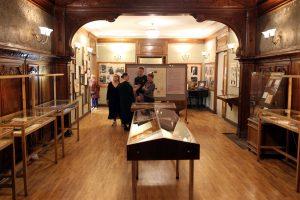 Открылись виртуальные туры по музею Набокова