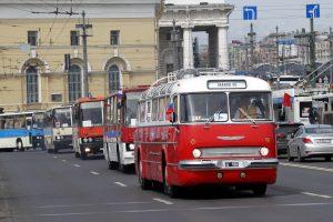 В Петербурге пройдёт международный фестиваль ретротехники