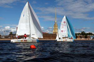 Студент под парусом — не студень: в Петербурге состязаются яхтсмены из вузов страны и мира