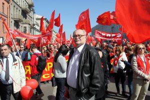 Владимир Бортко подал официальное заявление о снятии с выборов