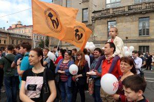 Первокурсники петербургских вузов принесли студенческую клятву