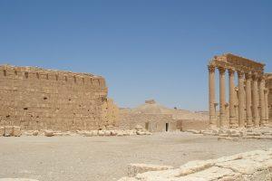 Археологи из Петербурга проведут новую фотосъёмку Пальмиры для её восстановления