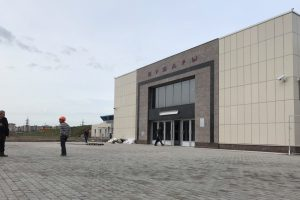 На станции «Шушары» установили название