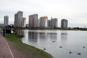 Новый парк Героев-пожарных официально открыт