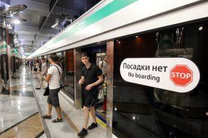 Петербургский метрополитен не планирует набирать женщин-машинисток
