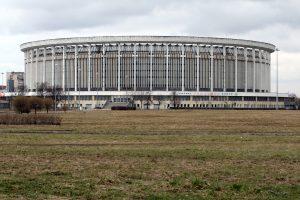 Главгосэкспертиза рассмотрит проект новой ледовой арены на месте СКК