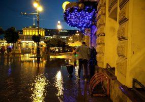 Синоптики прогнозируют туман и дождь в Ленобласти