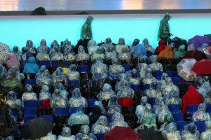 Петербуржцев во вторник ждут дожди, ветер и прохлада