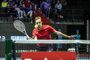 Медведев победил Рублёва: два российских теннисиста сошлись на St Petersburg Open