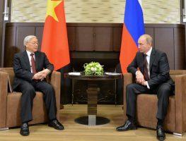 В Петербурге откроют памятник бывшему президенту Вьетнама