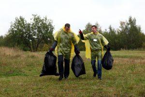 Чистота сама себя не наведёт: в мире, России и Петербурге прошла массовая уборка
