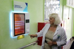 В Невском районе готовятся к открытию двух новых медицинских учреждений