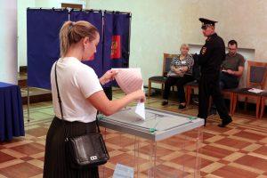 На выборах в Петербурге поступило 240 жалоб