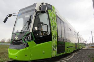 Трамвай «Чижик» начал движение по двум новым маршрутам