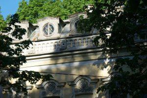 Аренда памятника за 1 рубль: на аукцион выставили оранжерею ансамбля «Собственная дача»