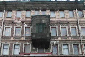 Проект реконструкции дома Шагина на Фонтанке отправлен на доработку