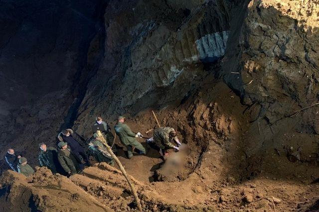 В Подмосковье найдены останки депутата и ее родных, убитых в 2012 году