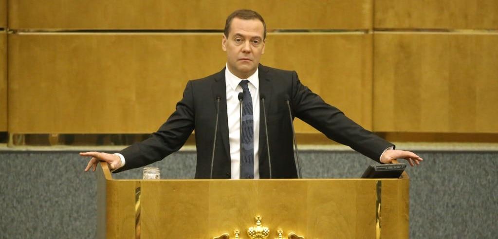 Подчиненный Дмитрия Медведева сбил пешехода и скрылся с места ДТП