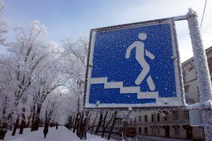 Неделя в Ленобласти начнётся со снегопада