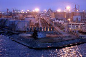 Петербургский нефтяной терминал и Эрмитаж отреставрируют портрет Екатерины II