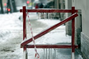 В понедельник в Петербурге пойдёт снег