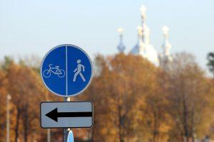 В 2020 году в Петербурге появятся 13 километров велодорожек