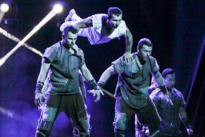 В Петербурге выступит танцевальная группа «Юди»