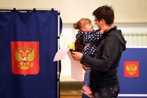Самым запоминающимся событием сентября для россиян стал День выборов