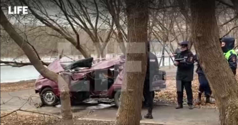 Россиянин утопил свой автомобиль во время проводов в армию
