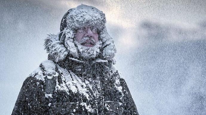 НаРоссию идут 40-градусные морозы