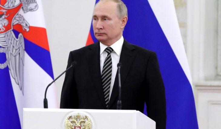 Назван возможный преемник Путина