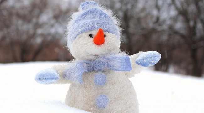 В России установится европейская зима
