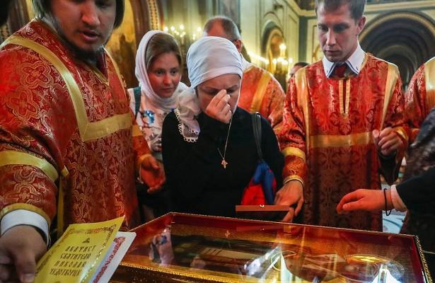 Священник рассказал обобманах вроссийских храмах