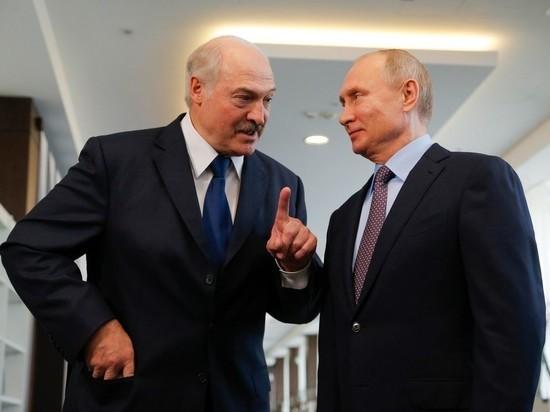 Лукашенко предложил России вступить в Белоруссию