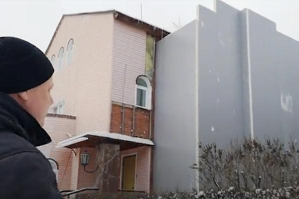 Российский бизнесмен подарил свой особняк больным детям