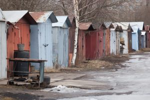 По факту стрельбы в гаражном кооперативе в Петербурге возбуждено уголовное дело