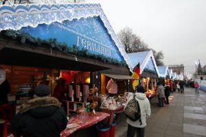 Стало известно, чем порадует петербуржцев Рождественская ярмарка