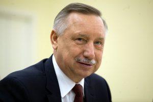 Беглов будет лично контролировать комитет по внешним связям