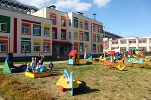 Смольный: В 2019 году в Петербурге открылось рекордное количество детсадов