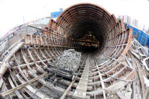 СМИ: В Петербурге забронируют землю для строительства кольцевой линии метро
