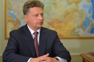 Максим Соколов официально стал вице-губернатором Петербурга