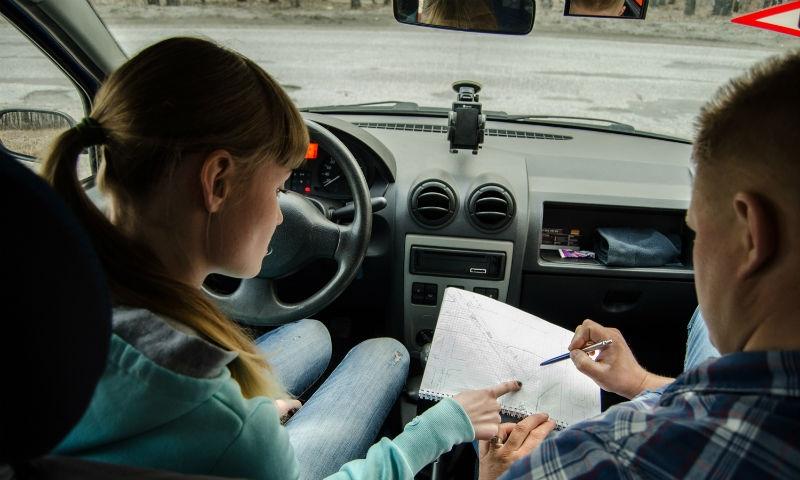 В январе изменятся правила экзамена на водительские права