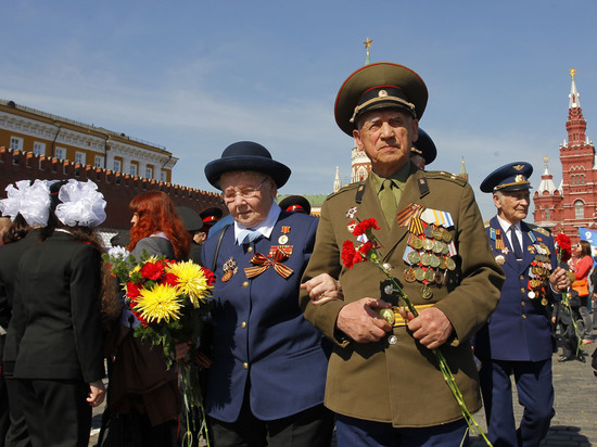 Ветеранам ВОВ выплатят по 75 тысяч рублей к 75-летию Победы