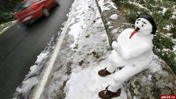 В Гидрометцентре объяснили аномально теплую погоду