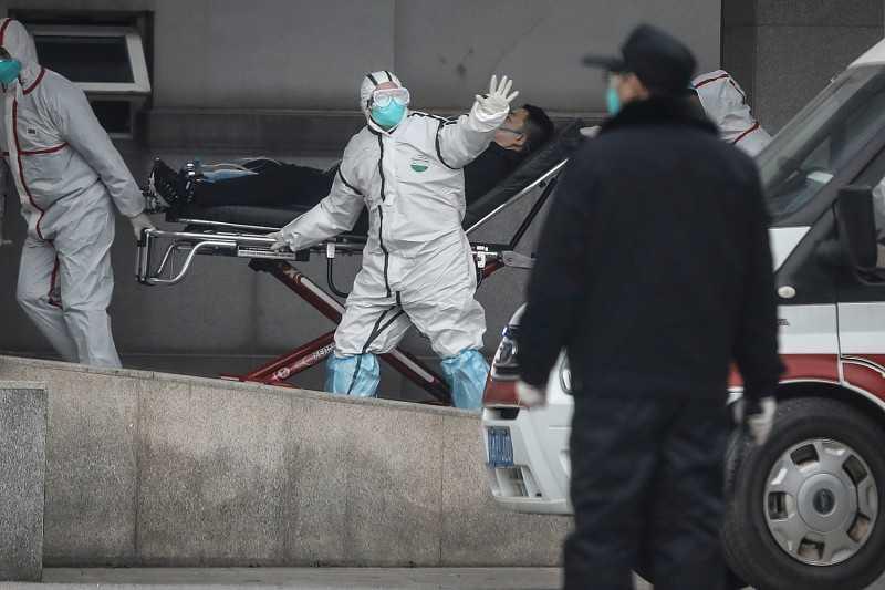 Китай не может установить источник происхождения коронавируса
