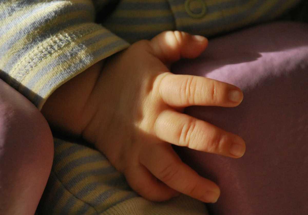На Урале мать постирала младенца в стиральной машине