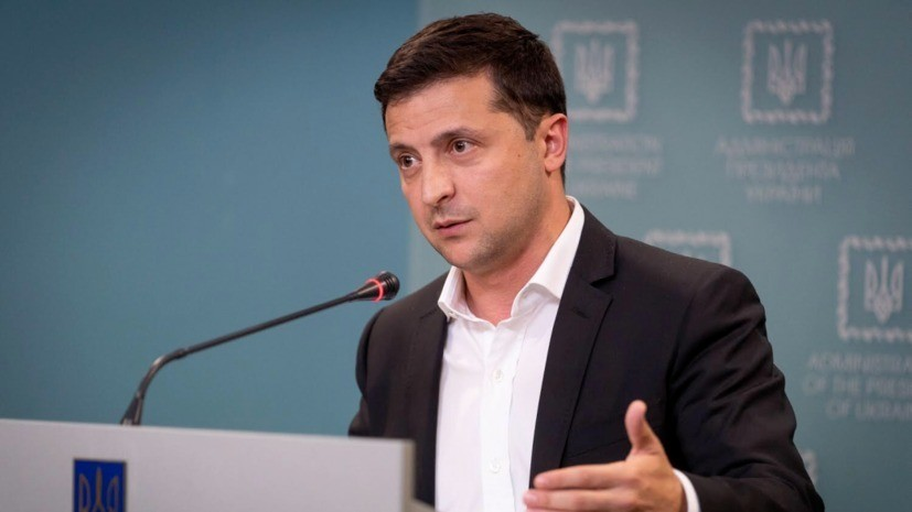 Зеленский назвал СССР виновным в начале Второй мировой войны