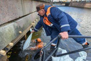 Набережную канала Грибоедова отремонтируют к 2021 году